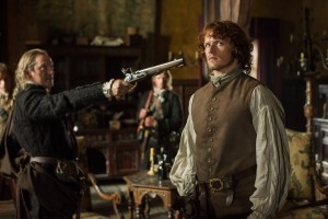 """Two Takes: Outlander """"The Watch"""""""