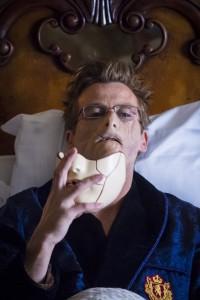 "HANNIBAL -- ""Aperitivo"" Episode 304 -- Pictured: Joe Anderson as Mason Verger -- (Photo by: Brooke Palmer/NBC)"
