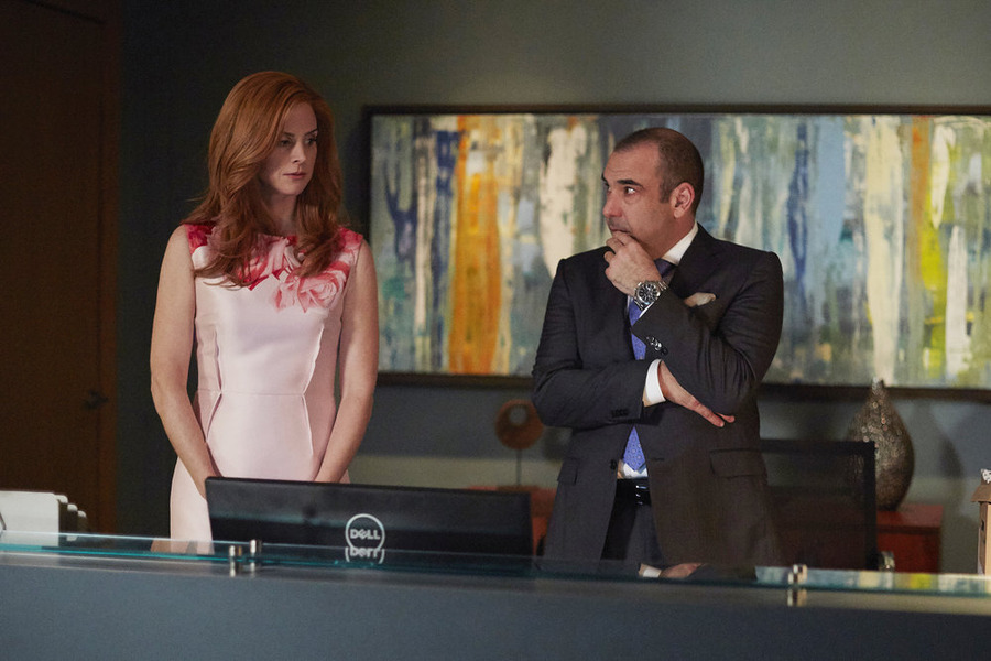 "Suits Season 5 Premiere Preview: ""Denial"""
