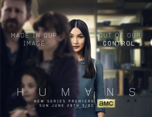 Meet the Synths: The Cast and EPs of AMC's Humans Introduce Us to the Next Generation of AI