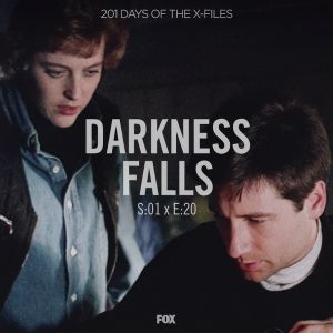 TV Goodness Reports: 201 Days of The X-Files
