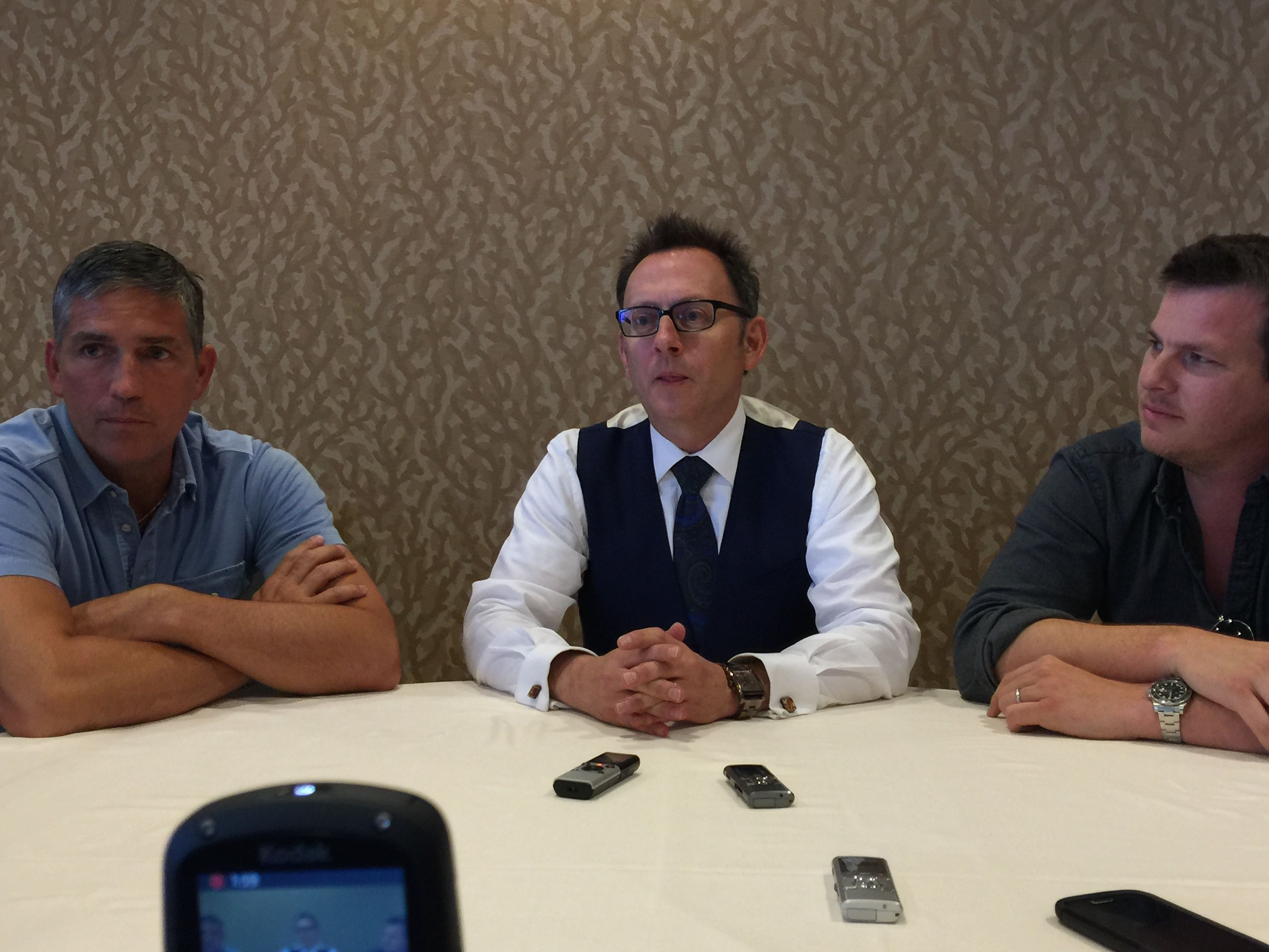 Comic-Con 2015: The Cast and EPs of Person of Interest Preview Season 5