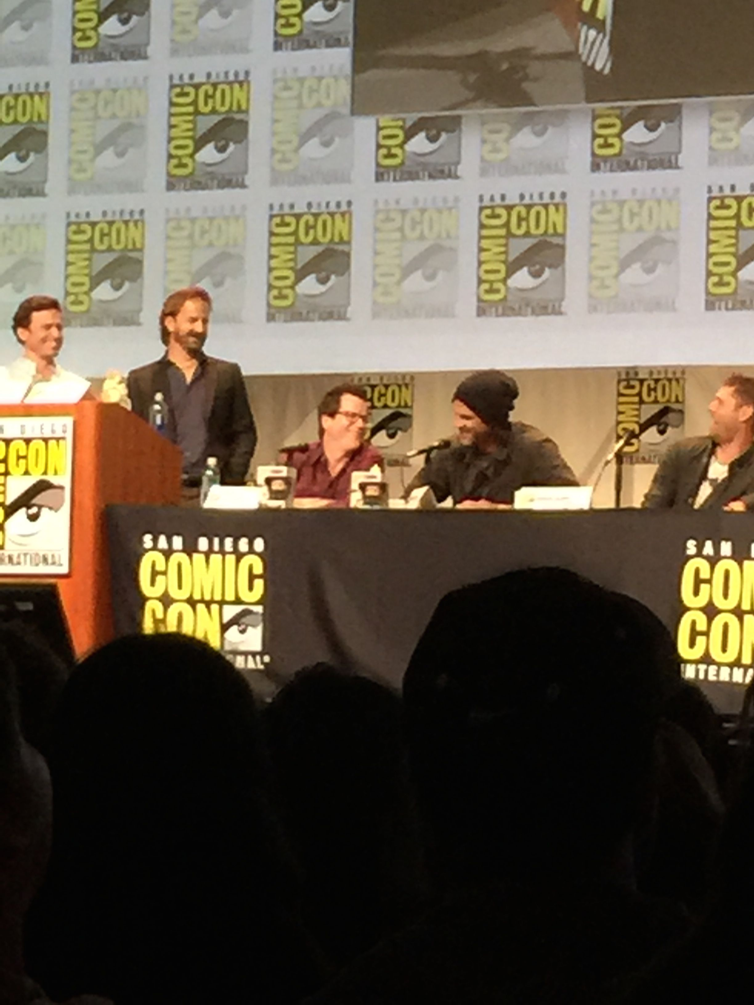 Comic-Con 2015: Supernatural Cast and EPs Preview Season 11