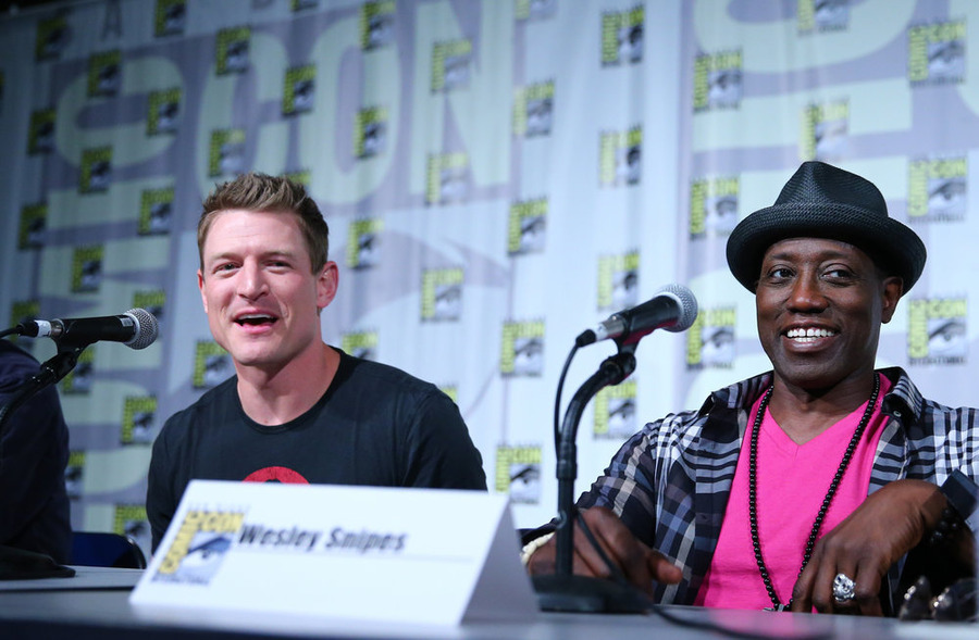 Comic-Con 2015: Wesley Snipes, Philip Winchester and EP John Rogers Preview NBC's The Player