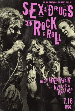 Sex&Drugs&Rock&Roll Series Premiere Preview [Comic-Con 2015 Interviews]