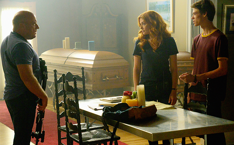 """EXCLUSIVE Under the Dome Preview Clip: """"Plan B"""""""