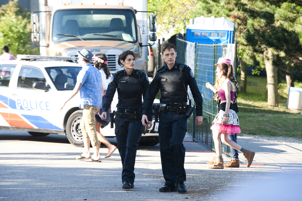 "Rookie Blue ""Breaking Up the Band"""