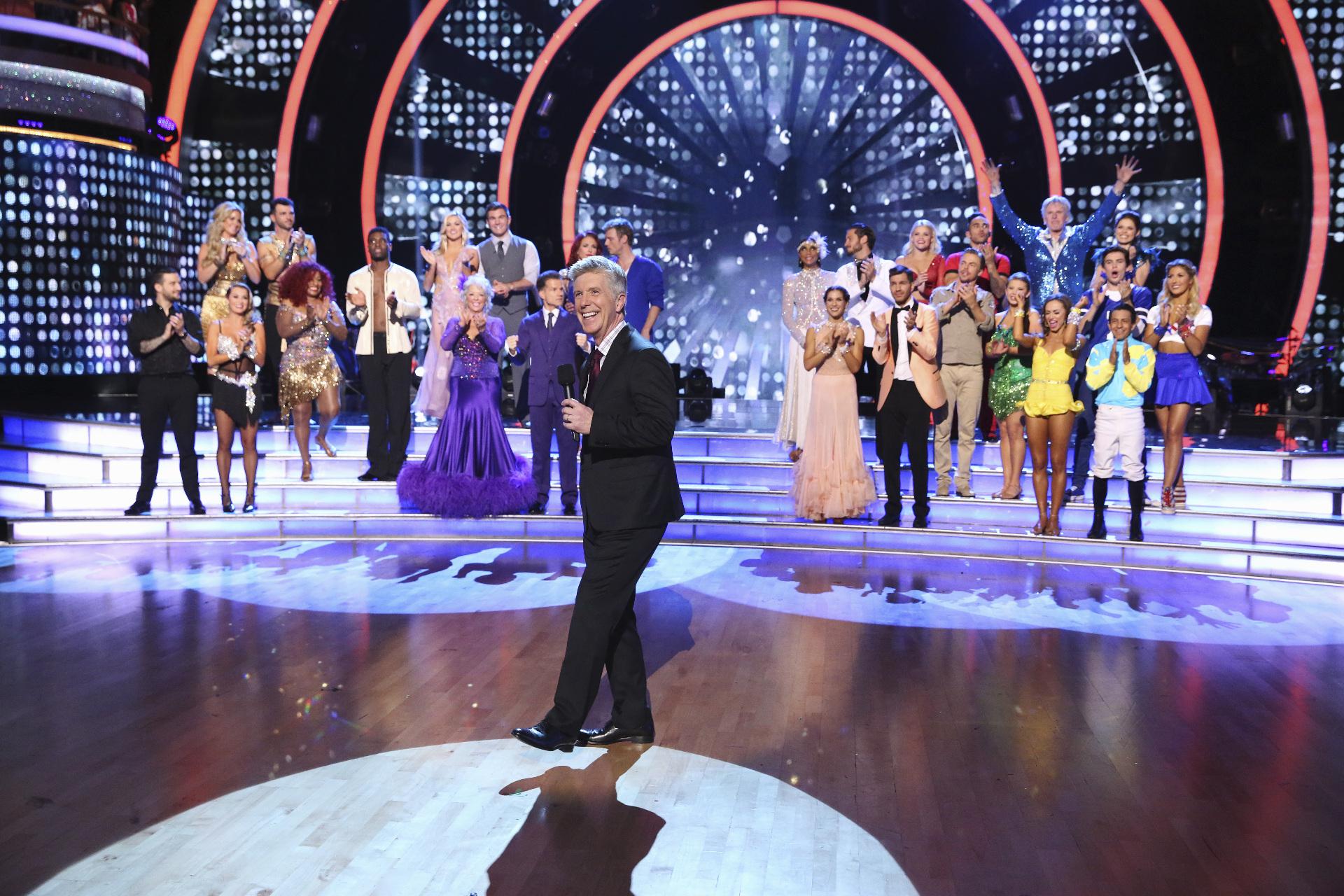 "Dancing with the Stars ""Season 21 Week 1"""