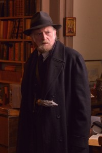"THE STRAIN -- ""The Assassin"" -- Episode 210 (Airs September 13, 10:00 pm e/p) Pictured: David Bradley as Abraham Setrakian. CR: Michael Gibson/FX"