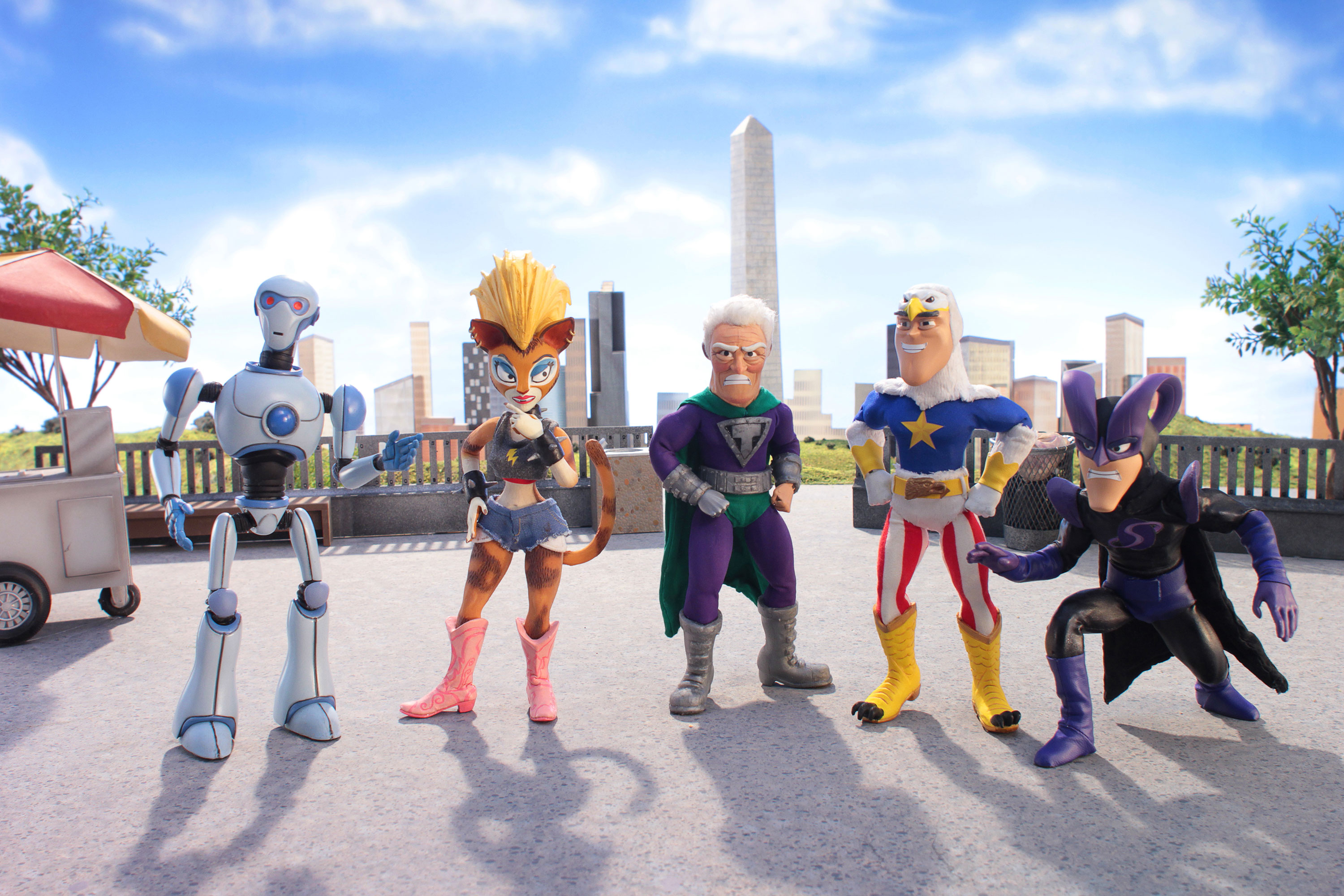 Crackle's SuperMansion: The Preview