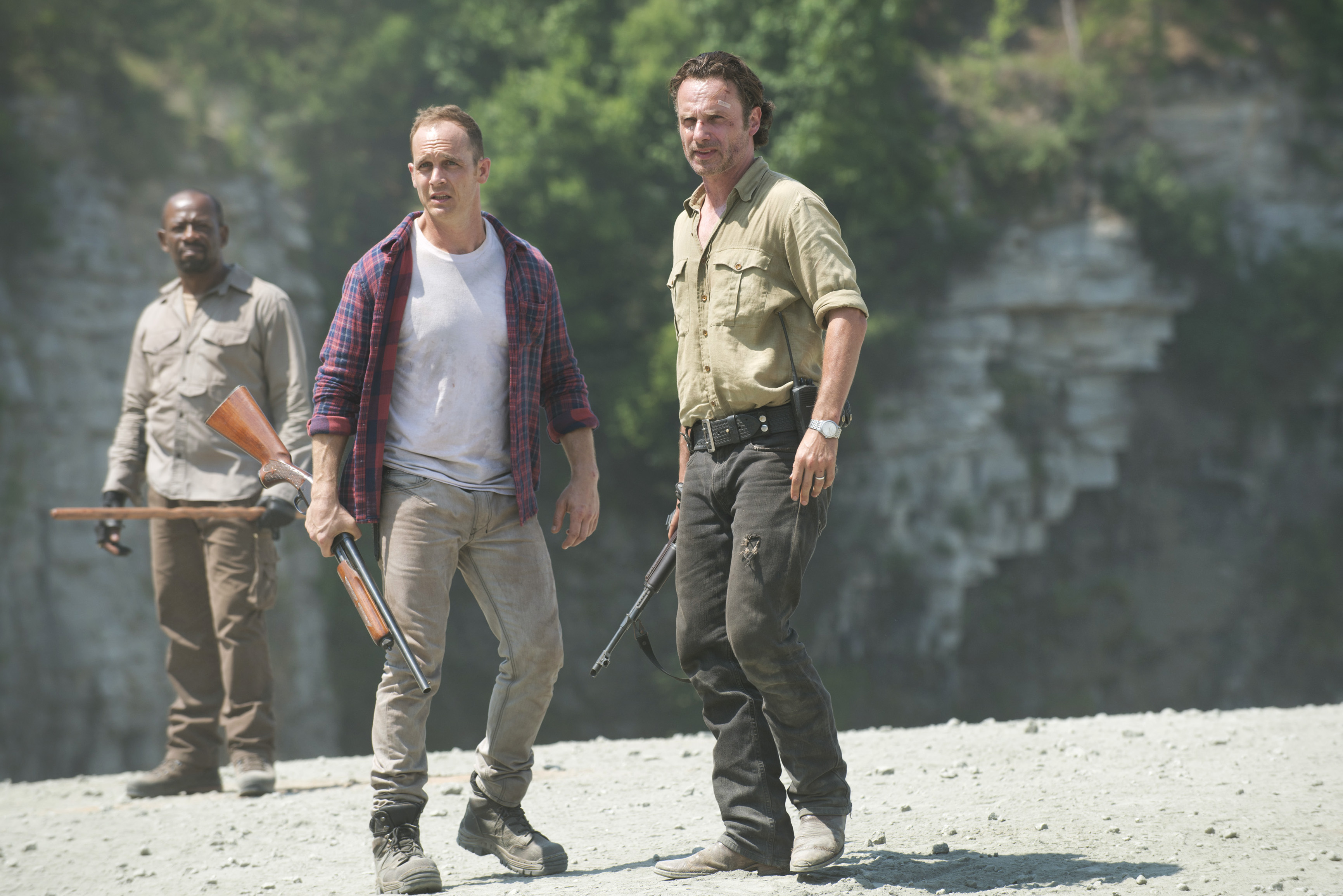 """The Walking Dead """"First Time Again"""""""