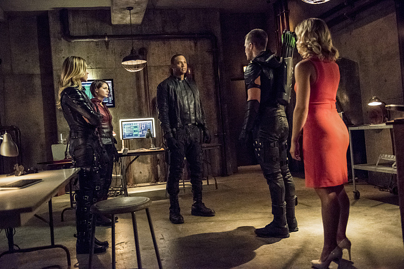 """Arrow Preview: """"My Name is the Green Arrow"""""""