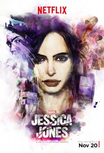 TV Goodness Teaser: Marvel's Jessica Jones on Netflix