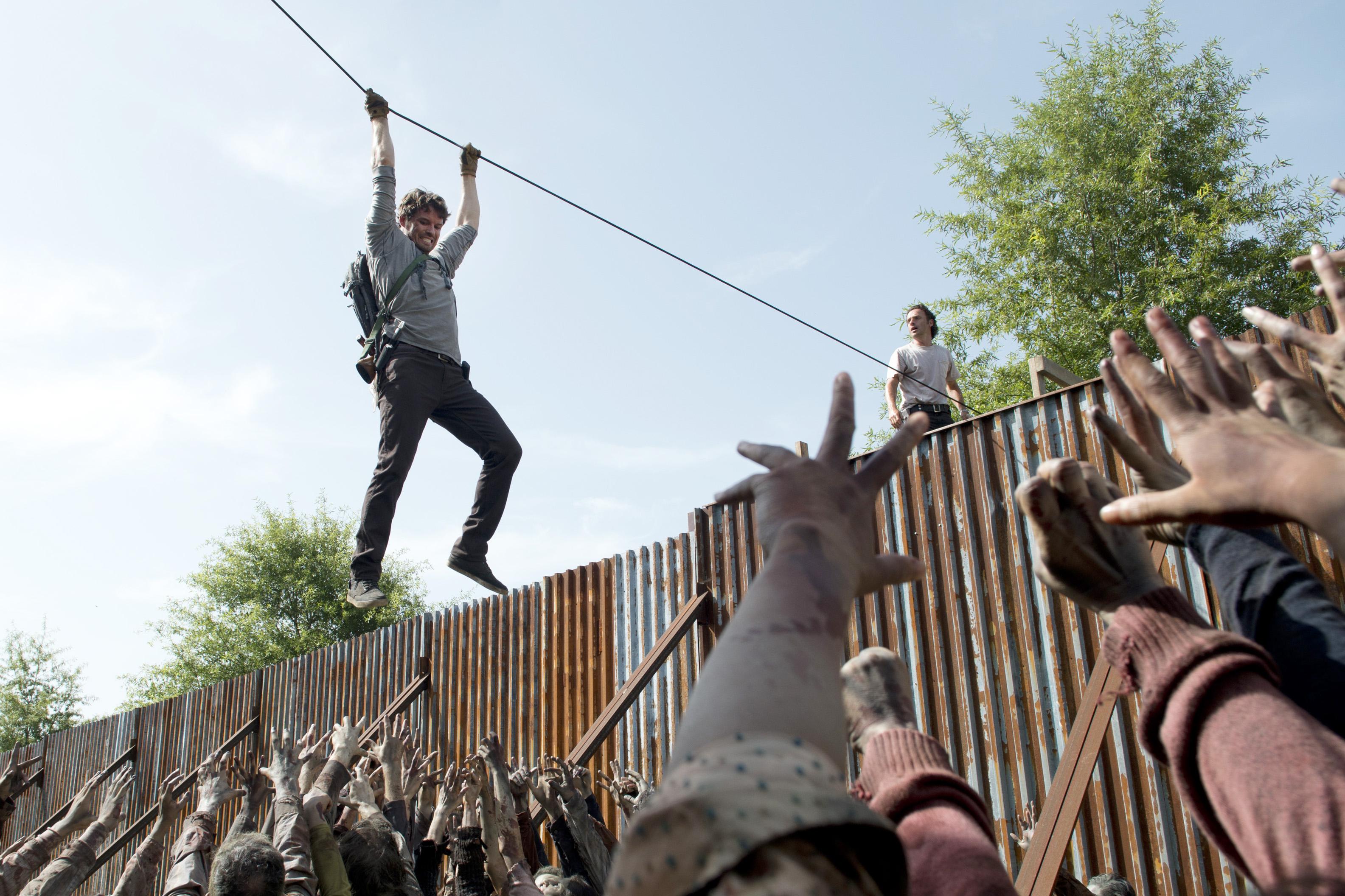 "The Walking Dead ""Heads Up"""