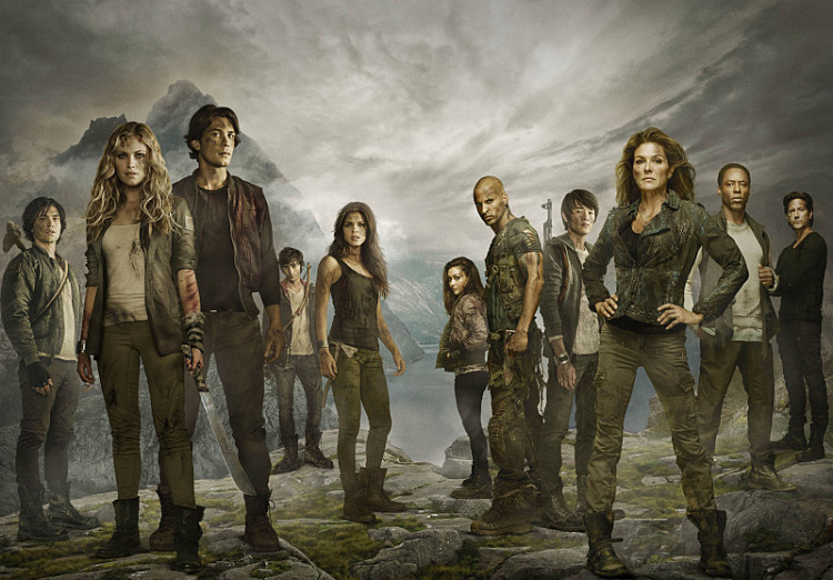 The Trailer for Season 3 of The 100 is Out and It's Epic