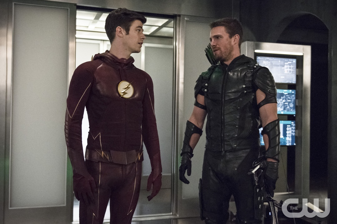 """What They Said: The Flash, """"Legends Of Today"""" and Arrow, """"Legends Of Yesterday"""""""