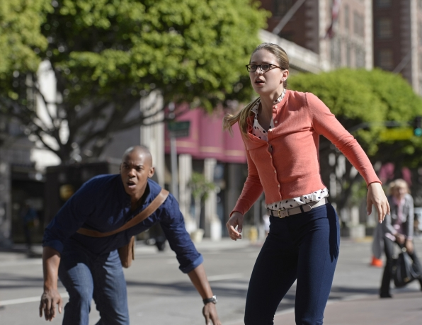 """Supergirl Preview: """"Human for a Day"""""""
