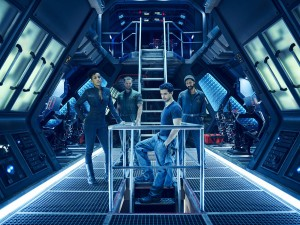 The Expanse Preview and Cas Anwar Interview [Exclusive]