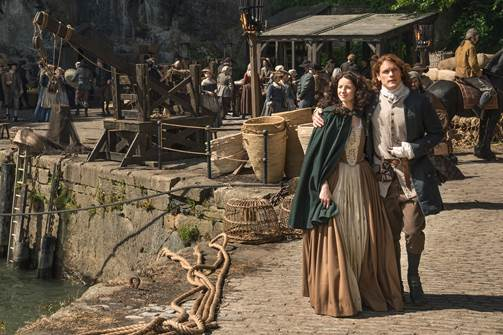 TV Goodness Teaser: First Look at Outlander Season 2