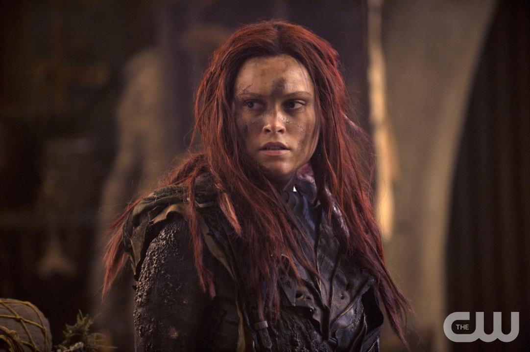 The 100 Preview: Eliza Taylor Talks Season 3 Clarke