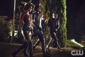 """Five Things We Learned in Arrow """"Blood Debts"""""""