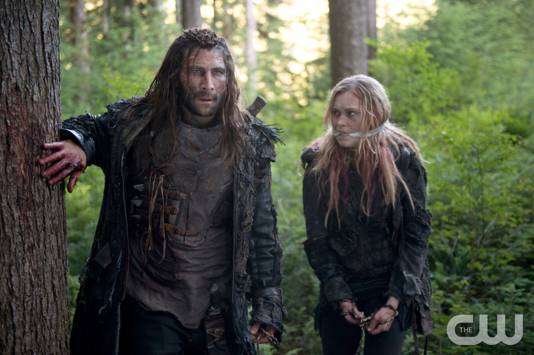 "The 100 Preview: ""Wanheda, Part Two"""
