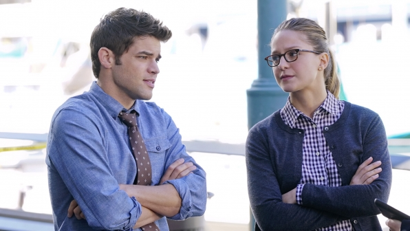 "Quick Takes: Supergirl's Jeremy Jordan Talks ""Childish Things"""