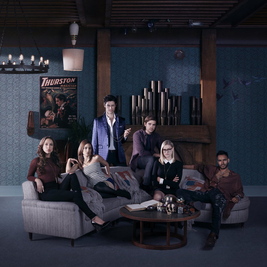 Sera Gamble Talks Syfy's The Magicians