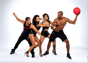 Hit the floor the cast gets you ready for season 3 tv for Hit the floor dance routines