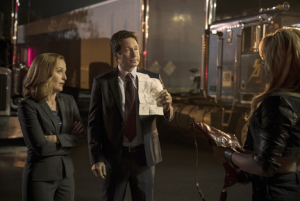 The X-Files Preview: Mulder and Scully Meet the Were-Monster
