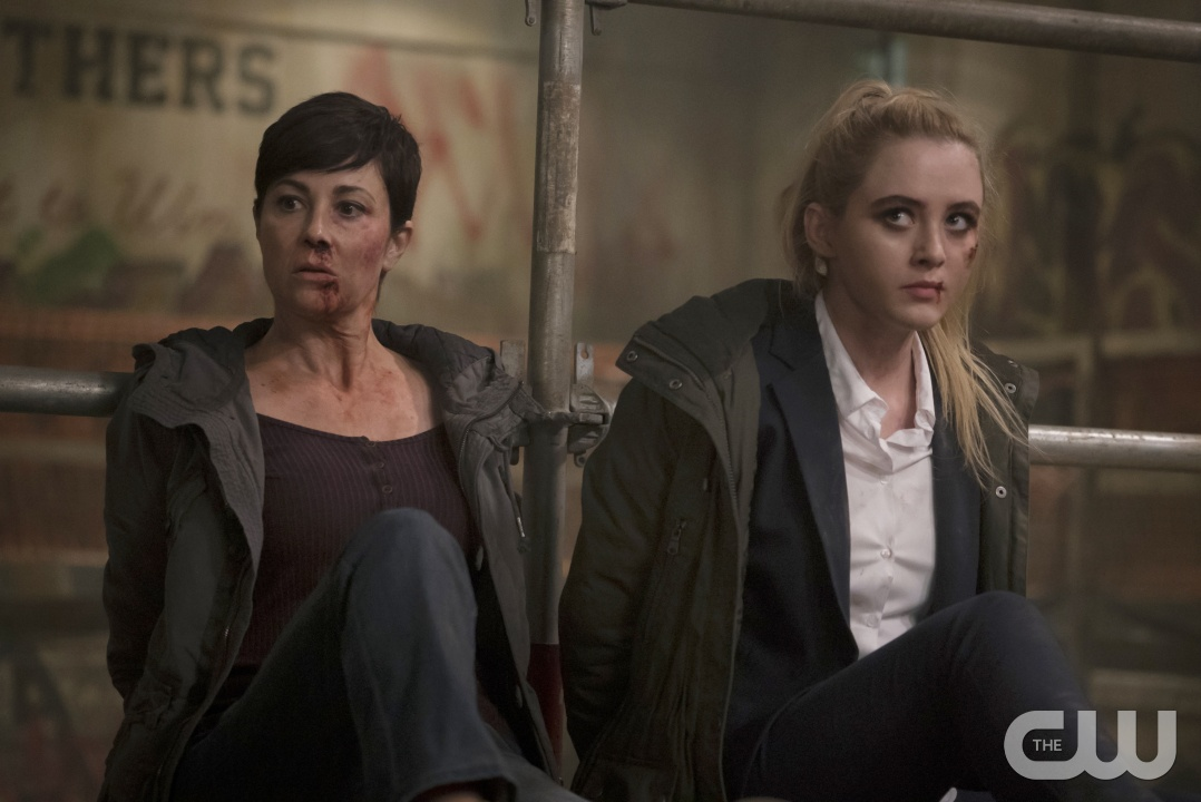 "Supernatural Preview: Kim Rhodes on ""Don't You Forget About Me"""