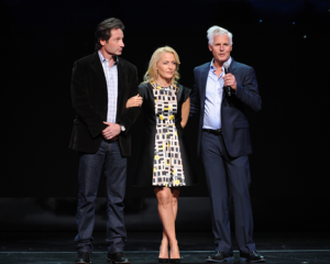 Chris Carter Talks Returning to The X-Files in 2016
