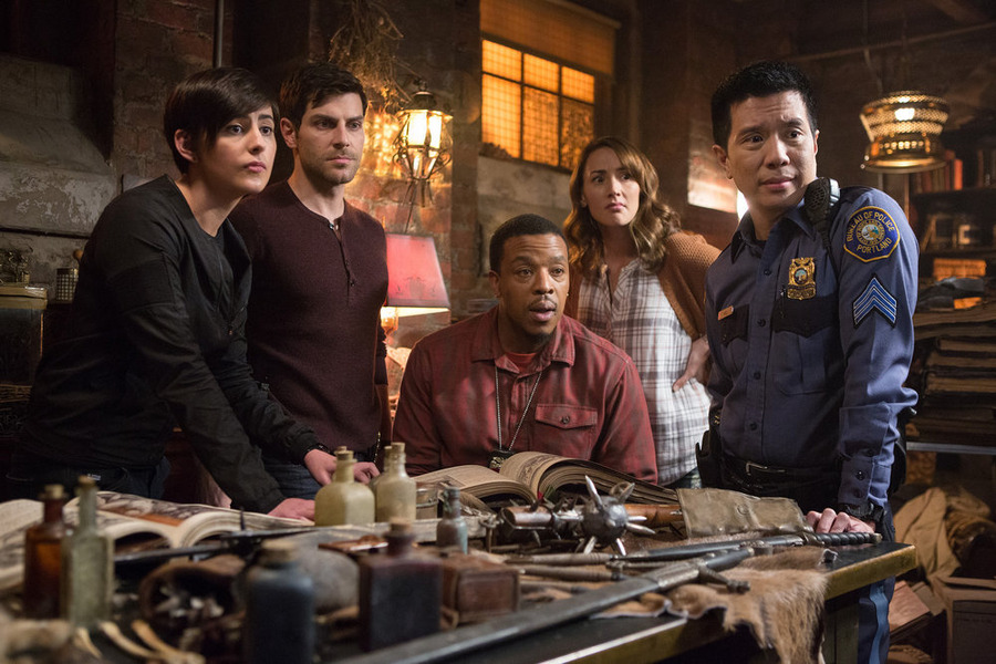 """Grimm Preview: """"Map of the Seven Knights"""""""