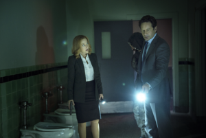 "Mulder and Scully Reunite for a Goodbye in The X-Files ""Home Again"""