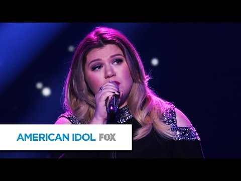 VIDEO of the Day: Kelly Clarkson Brings the Emotion on American Idol