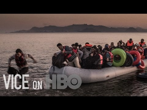 """VICE Correspondent Ahmed Shihab-Eldin Humanizes the Refugee Crisis in """"Escape to Europe"""" [Exclusive]"""