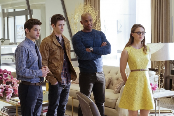 """What They Said: Favorite Quotes from Supergirl """"Worlds Finest"""""""