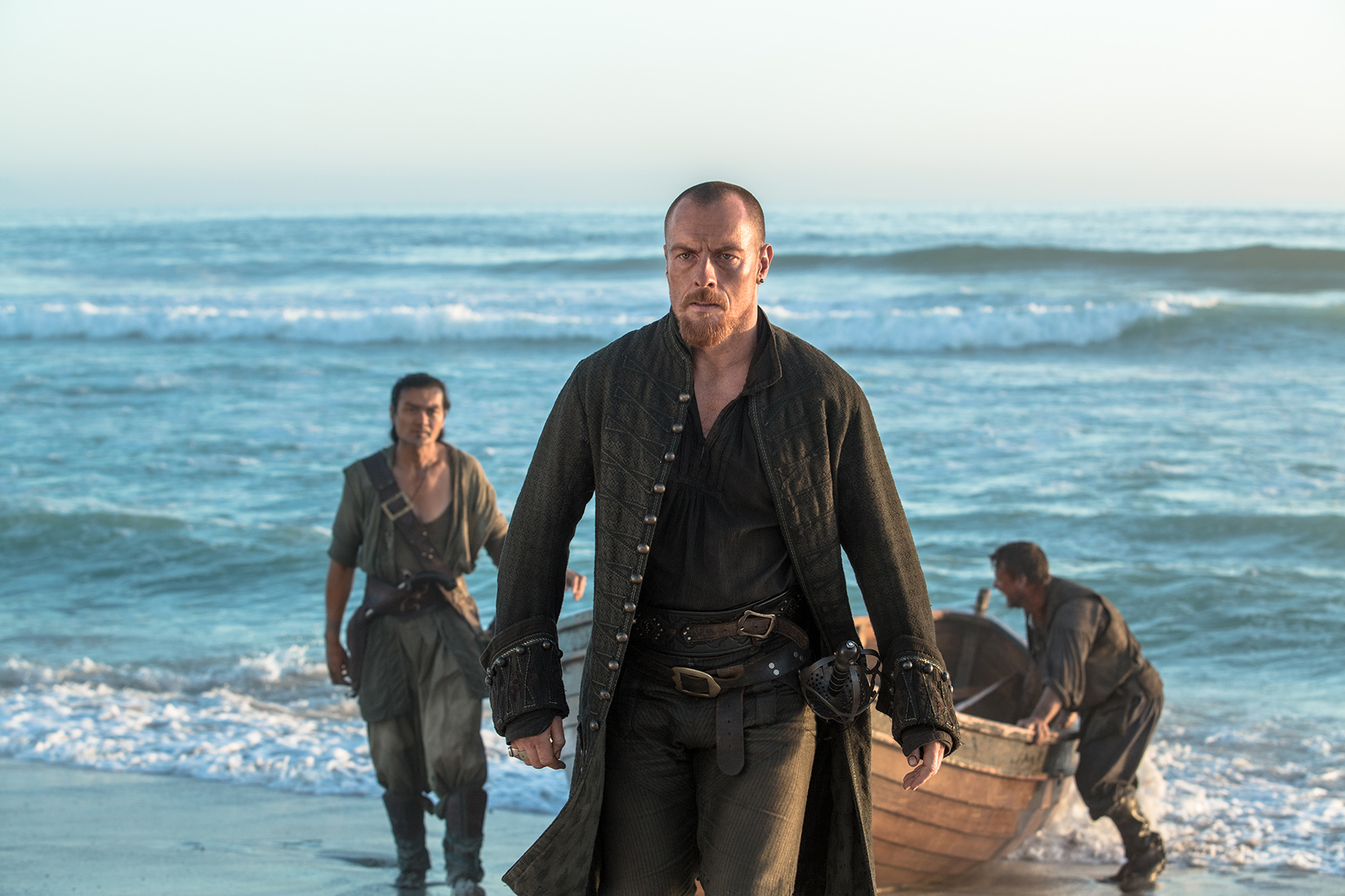"""Five Moments of Goodness From Black Sails """"XXV"""""""
