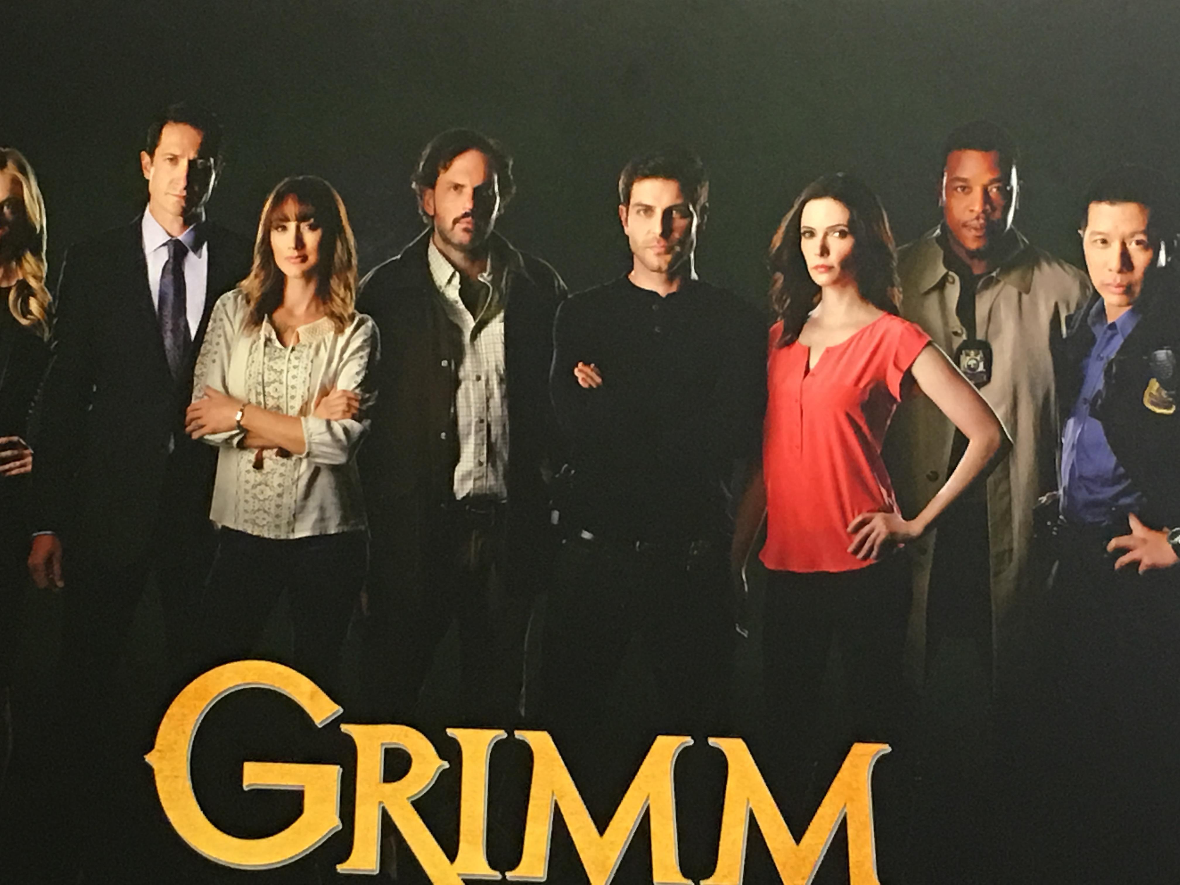 NBC's Grimm Celebrates 100 Episodes
