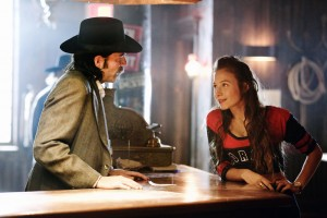 Dominique Provost-Chalkley Talks Wynonna Earp [Exclusive]