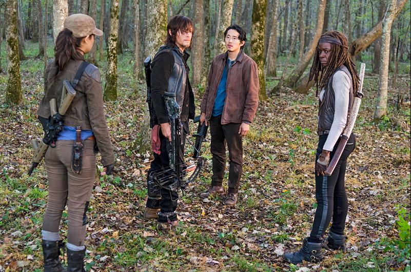 """The Walking Dead """"East"""""""