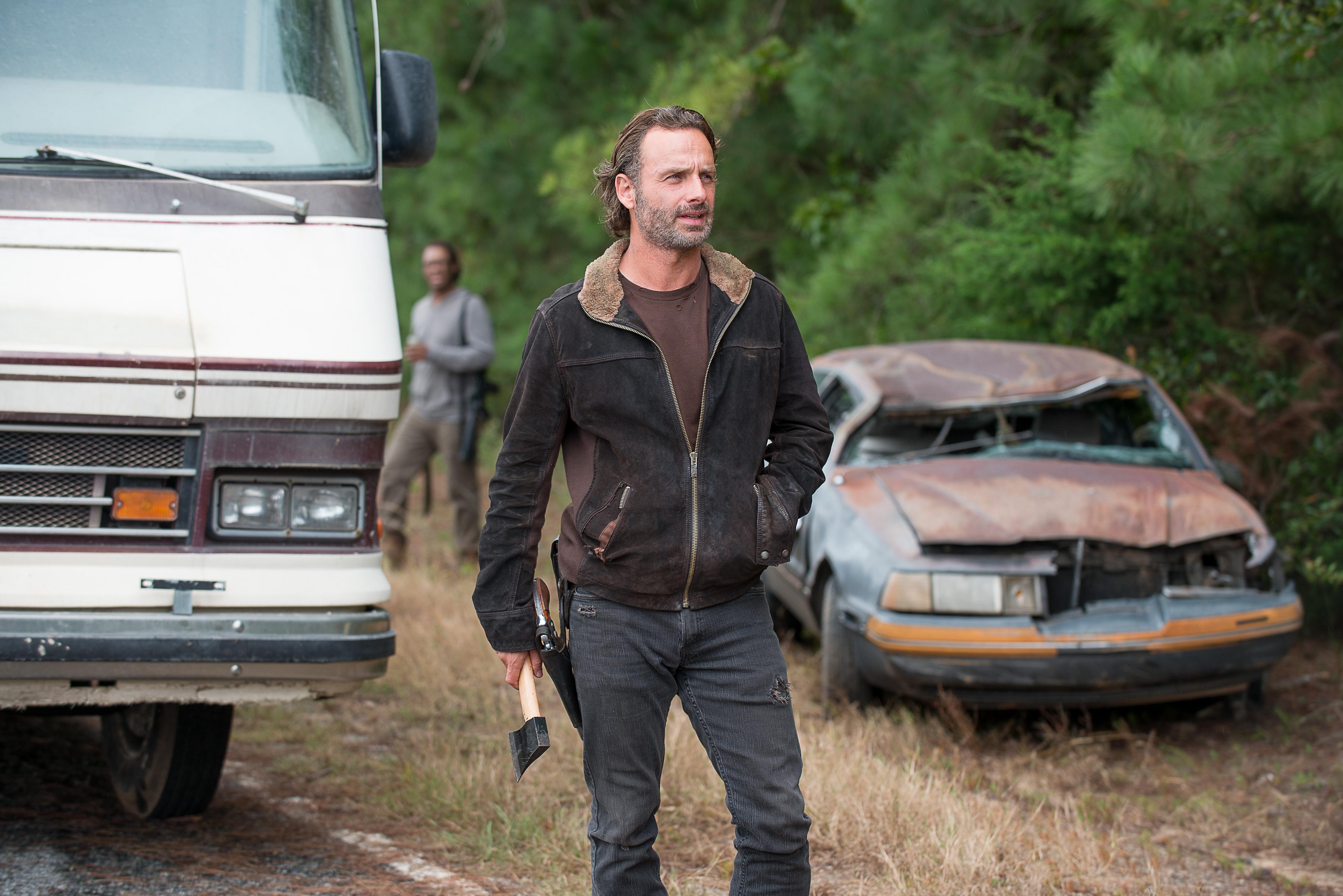 """The Walking Dead """"Not Tomorrow Yet"""""""