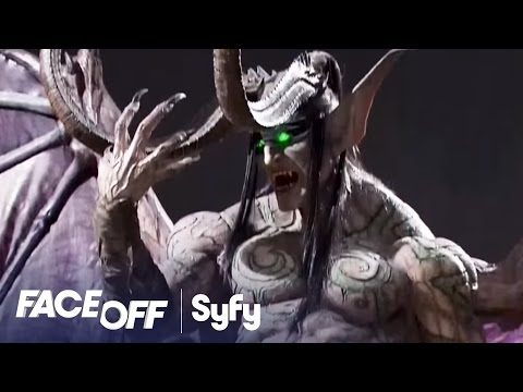 """Face Off Preview: """"The Art of Warcraft"""""""