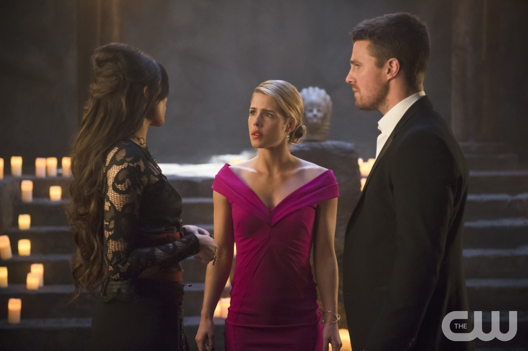 "Three Questions Answered, Arrow ""Genesis"""