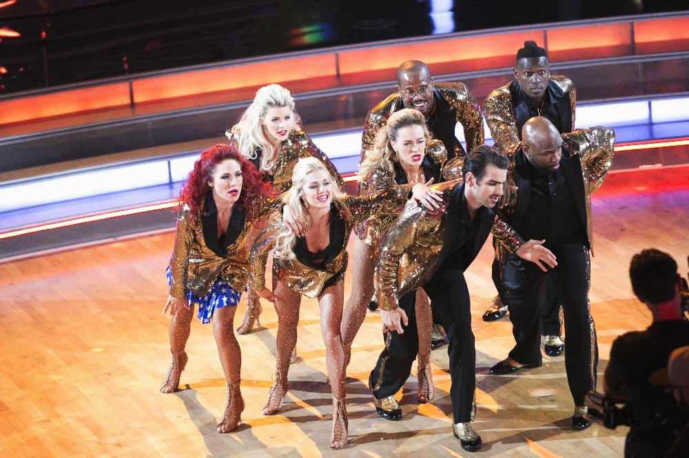 "Dancing with the Stars ""Season 22 Week 7"" aka Icons/Team Dances"