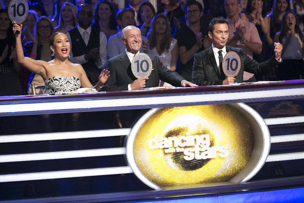 "Dancing with the Stars ""Season 22 Week 8"" aka America is the Judge/Judge vs. Judge"