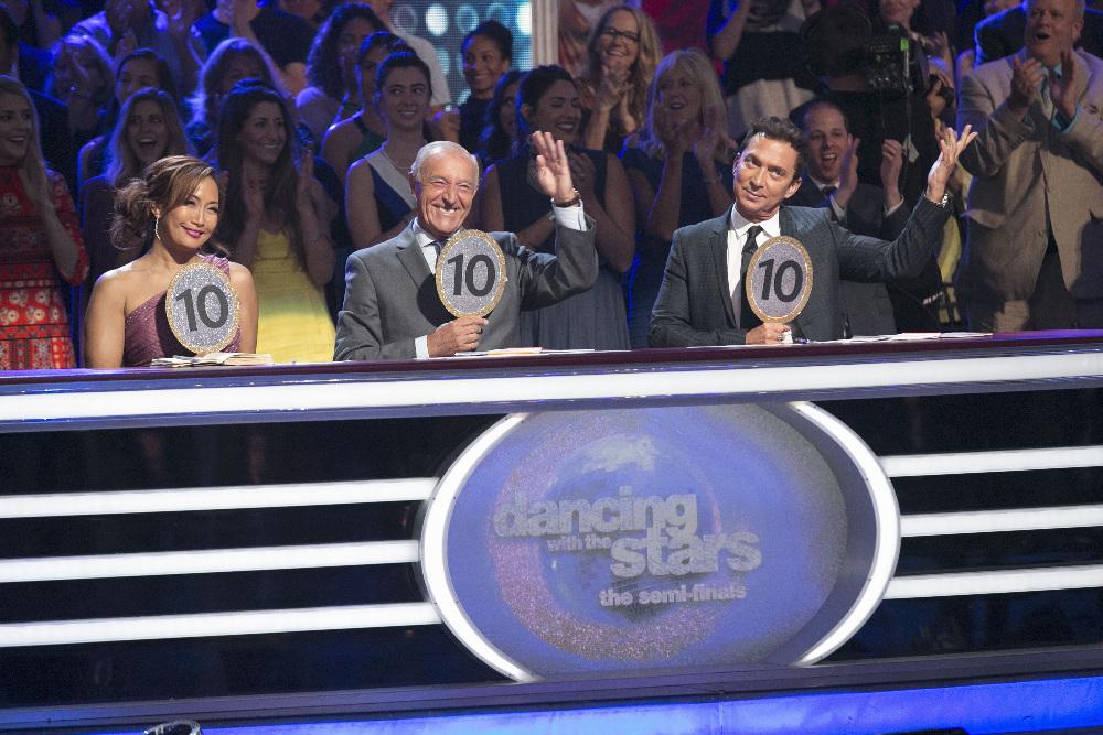"Dancing with the Stars ""Season 22 Week 9"" aka the Semifinals"
