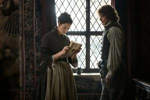 "Two Takes: Outlander ""The Fox's Lair"""