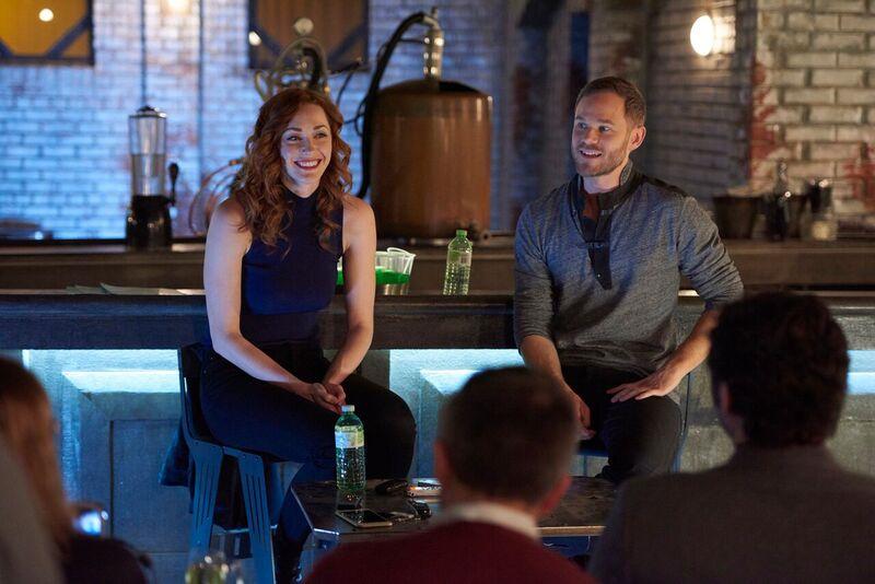 Aaron Ashmore and Sarah Power Talk Killjoys Season 2