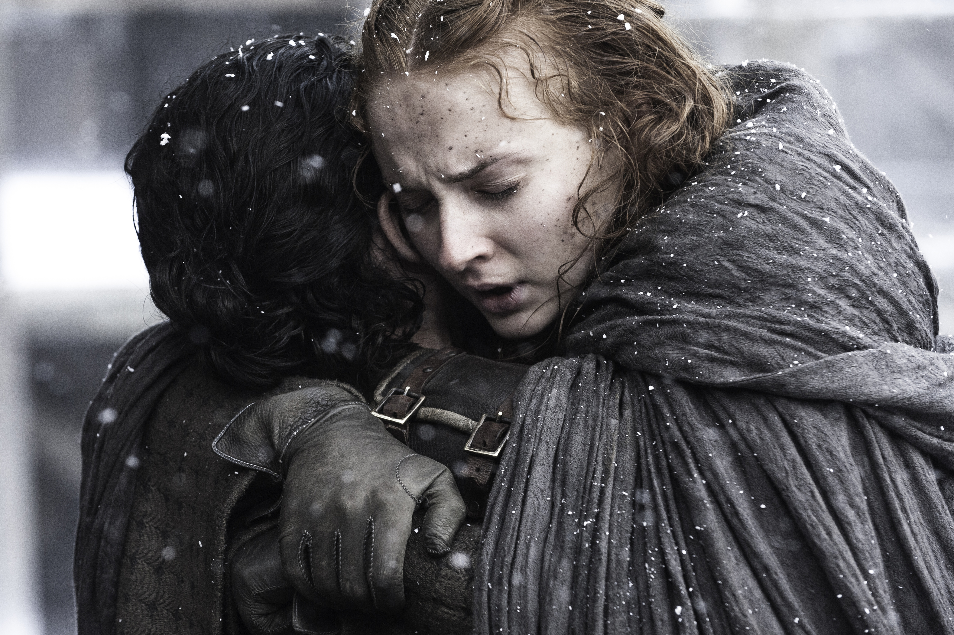 """3 Moments of Goodness from Game of Thrones """"Book of the Stranger"""""""